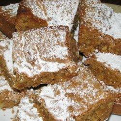 Dot's Butterscotch Brownies recipe