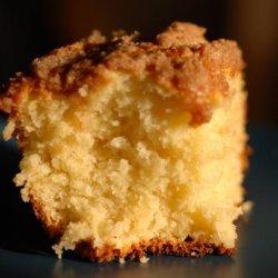 Easy Yeast Apple Crumb Coffee Cake recipe