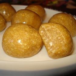 Peanut Butter Candy recipe