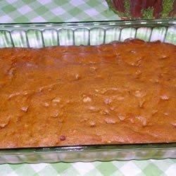 Pumpkin Bars IV recipe
