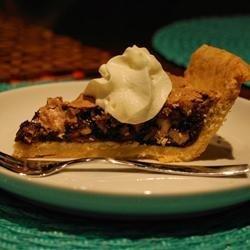 Chocolate Chip Walnut Pie recipe