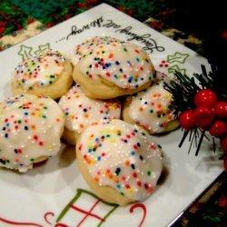 Anisette Cookies I recipe