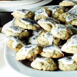 Poppy Seed Cookies I recipe