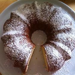 Fresh Lemon Bundt Cake recipe