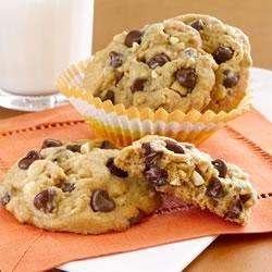 Peanut Butter Chocolate Cookies recipe