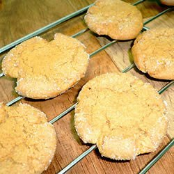 Gingersnaps II recipe