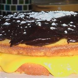 Boston Cream Pie III recipe
