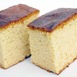 Simple Scratch Cake recipe