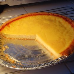 Custard Pie I recipe
