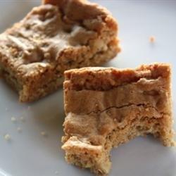 Blonde Brownies V recipe