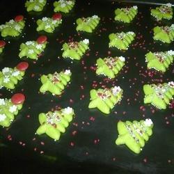 Spritz Cookies III recipe