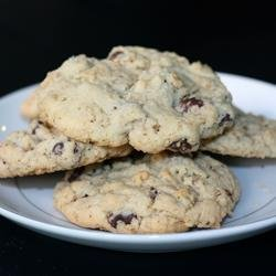 Chocolate Crispy Cookies recipe