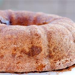 Poppy Seed Bundt Cake I recipe