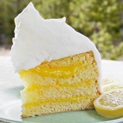 Ambrosia Cake recipe