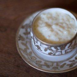 Tapioca Rice Pudding recipe