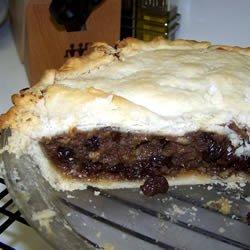 Blue Ribbon Mincemeat Pie Filling recipe