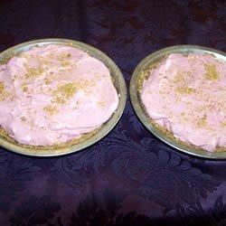 Pink Pie recipe