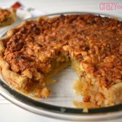 Macadamia Nut Pie recipe