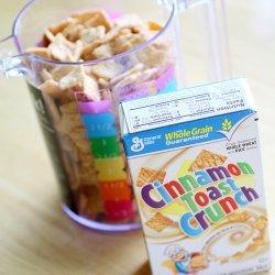 Cinnamon Crunch Bars recipe
