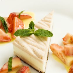 Strawberry Cream Salad recipe