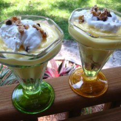 Quick Banana Parfaits recipe