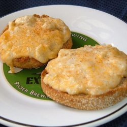 English Muffin Artichoke Pizzas recipe