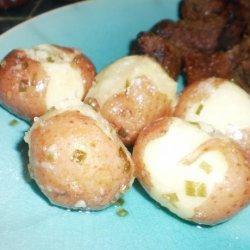 Seasoned New Potatoes recipe