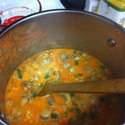 Surin's Coconut Soup recipe