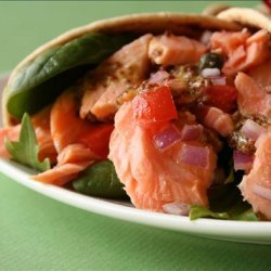 Salmon Salad Sandwich Filling recipe