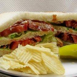 Double Decker Tomato Sandwiches recipe
