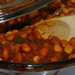 Ww Spicy Molasses Baked Beans - 2 Pts. recipe
