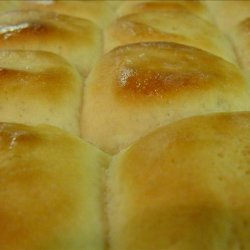 Perfectly Easy Dinner Rolls recipe