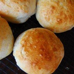 Bread Machine Bread Bowls recipe