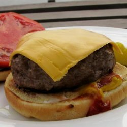 Burgers With a Special Touch recipe