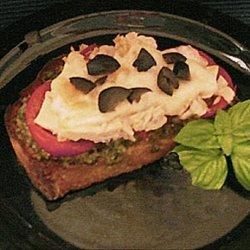 Pesto Tuna Melts recipe