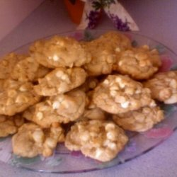 Macadamia White Chocolate Chip Cookies recipe