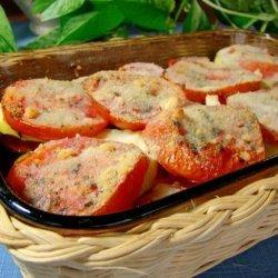 Layered Zucchini and Tomato Bake recipe