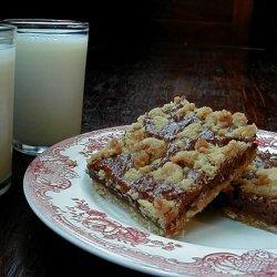 Oatmeal Chocolate Fudge Bars recipe