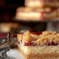 Cranberry Oat Cream Cheese Bars recipe