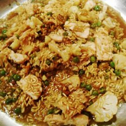 Curried Chicken and Rice recipe