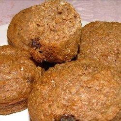 Low Fat Bran Muffins recipe
