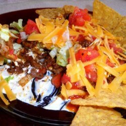Easy Taco Appetizers recipe