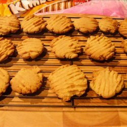 Golden Syrup Butter Cookies recipe