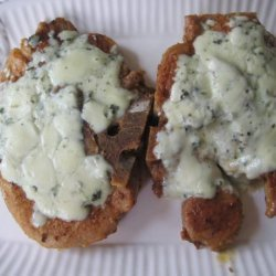 Nana's Melt in Your Mouth Blue Cheese Pork Chops recipe