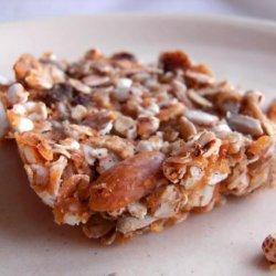 Peanut Energy Bars recipe