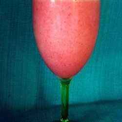 Mock Applebee's Bananaberry Freeze recipe