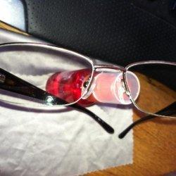 Eyeglass Cleaner Refill recipe