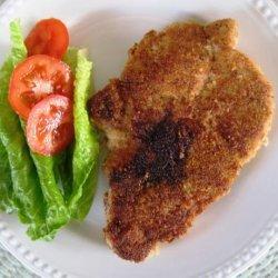 Fried Breaded Pork Chops recipe