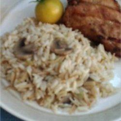 Aunt Helen's Rice Pilaf recipe
