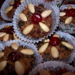 Mini Christmas Cakes recipe
